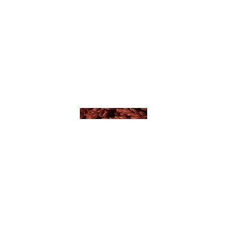 7 gr LAINE (100 brins roux) à broder Tapisserie de Bayeux