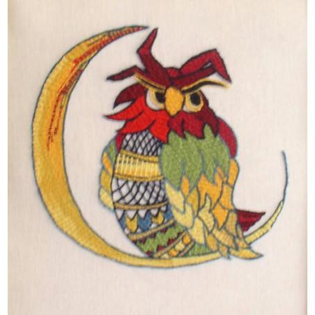 La chouette - the owl