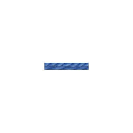 7 gr Tresse laine bleu