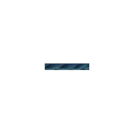 7 grTresse laine Tapisserie bleu ardoise foncé