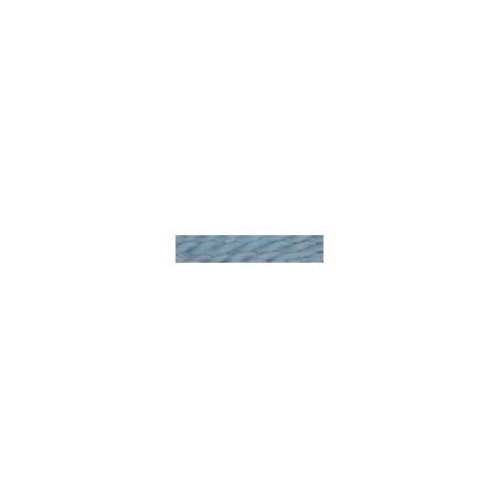 7 gr Tresse laine bleu pastel