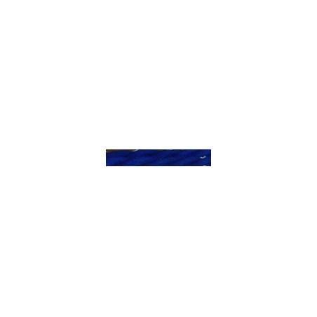7gr Tresse laine bleu saphir