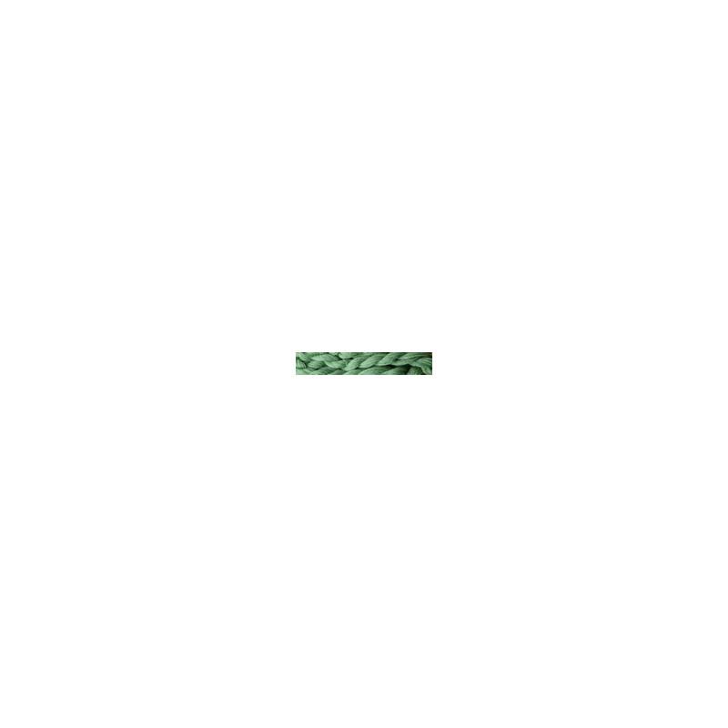 Tresse laine vert clair