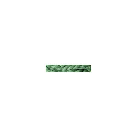 7 grTresse laine vert clair
