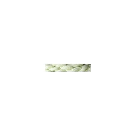 7gr Tresse laine vert pastel
