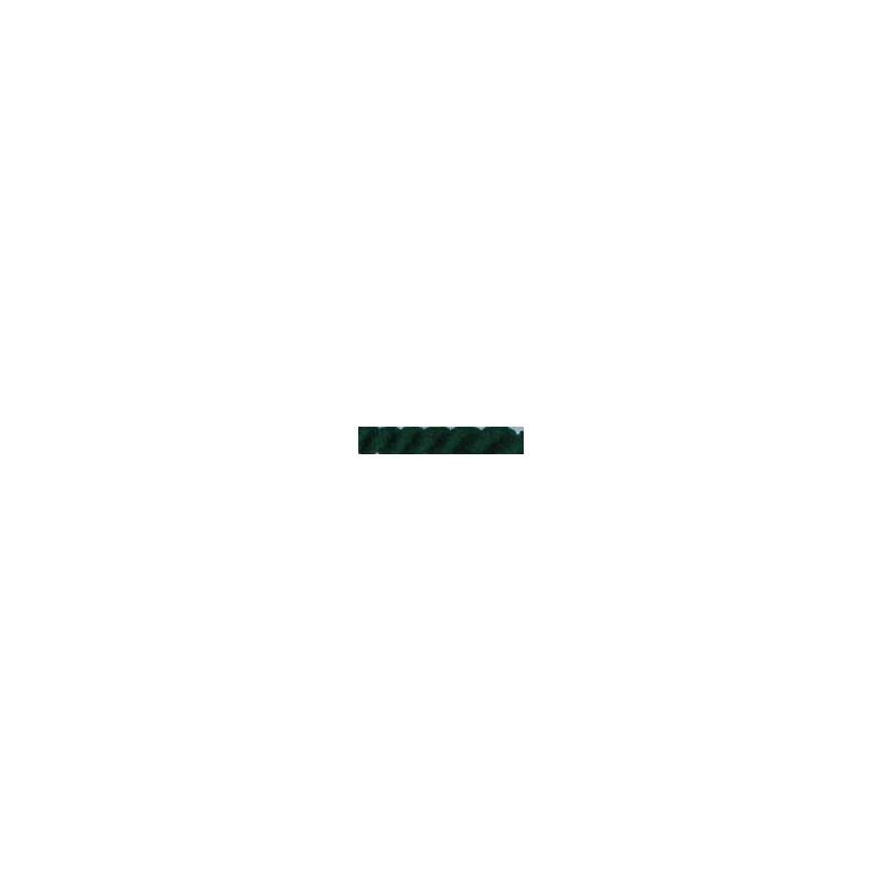 Tresse laine vert sapin