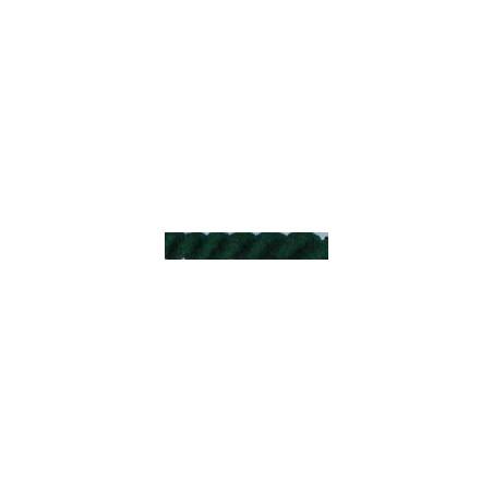 7 gr Tresse laine vert sapin