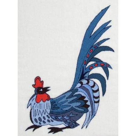 La coq bleu