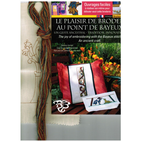 BOOK AND KIT : the prow - OFFRE DECOUVERTE livre + kit proue