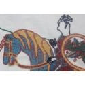 Le messager tapisserie de bayeux