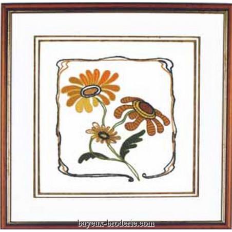 Sun flowers -Le tournesol