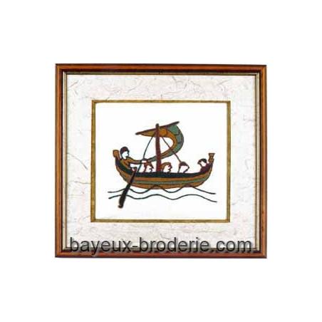 The little boat - Le petit drakkar -