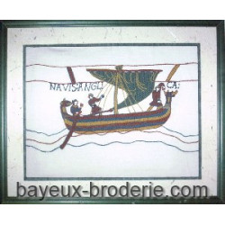 The english boat  - Le navire anglais -