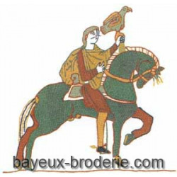 Harold Bayeux Broderie